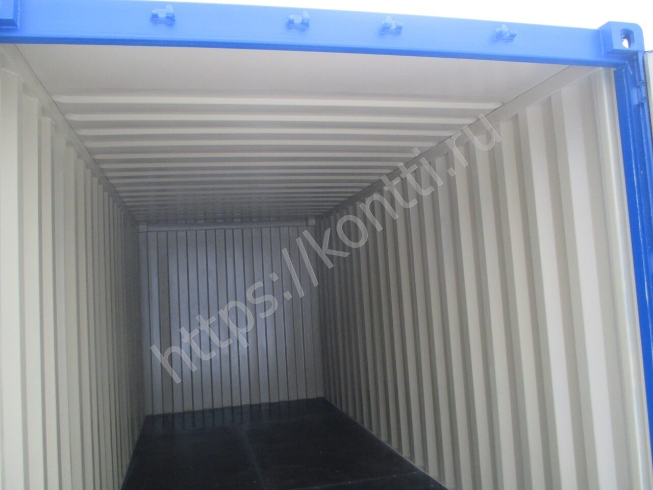 20' standard container