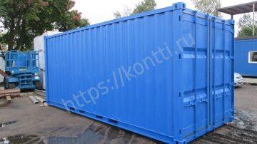 Окраска контейнеров морских
