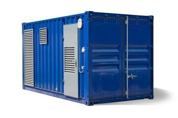 Вентелируемый контейнер