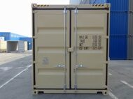 10 футовый dry freight containers