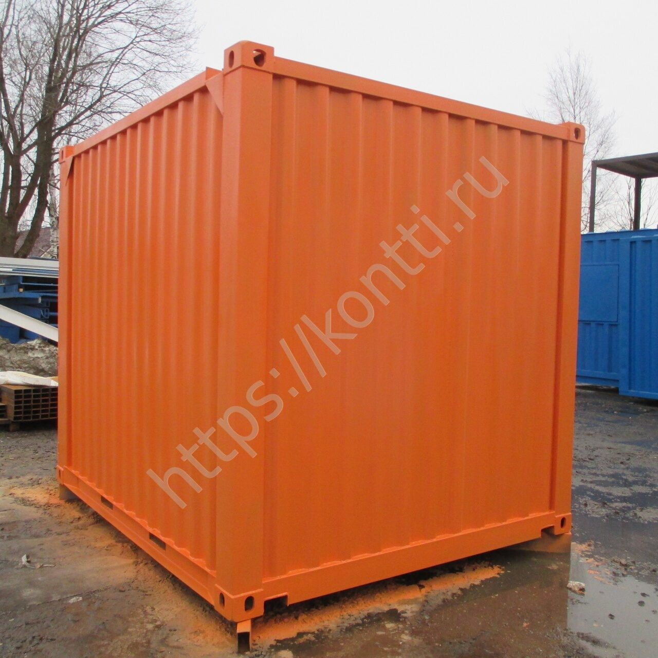 Контейнер 10' Dry Freight Container