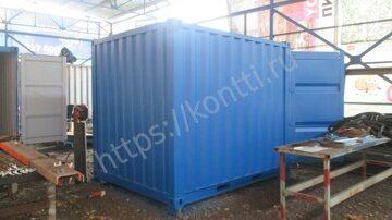ремонт контейнеров морских