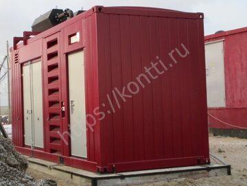 контейнер для генератора