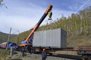Производство контейнеров морских в Санкт-Петербурге
